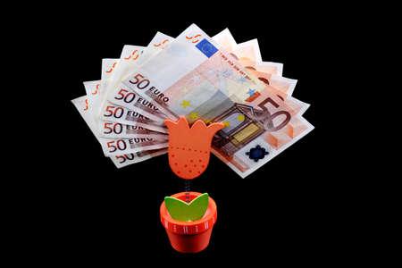 Cincuenta y siete euros