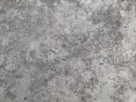 Aged, grunge and dirty cement texture - top view captured Stock Photo
