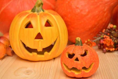 dekoracja: halloween decoration Zdjęcie Seryjne