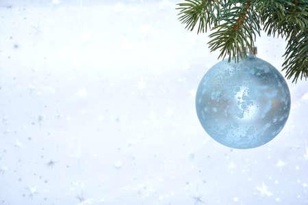 warm climate: christmas decoration