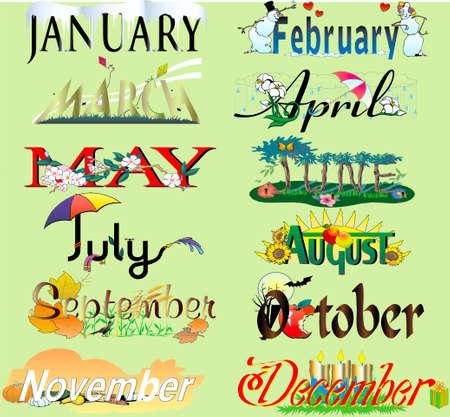 12 months for registration of calendar