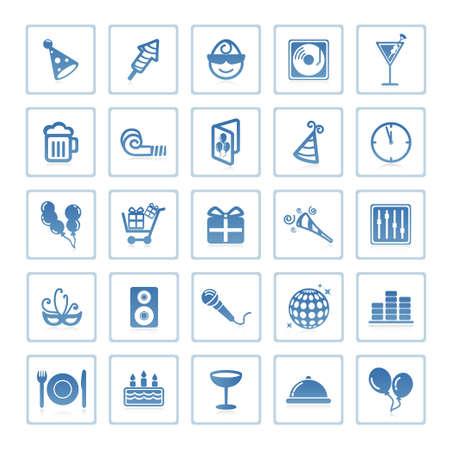 iconos de música: Web de iconos: partido y celebraci�n