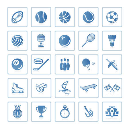 Web icons : Sports