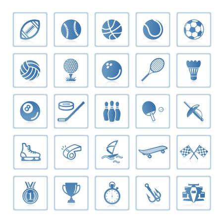 Web Icons: Sports