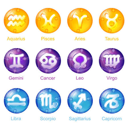 Zodiac-Symbole