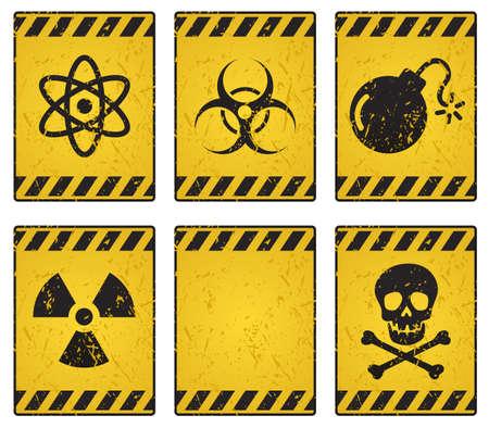 hazard sign: Hazard sign