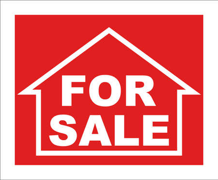 For sale sign Stock Photo - 7443859