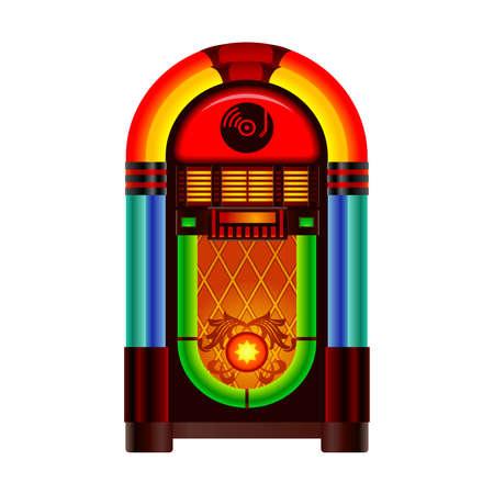 Jukebox 写真素材