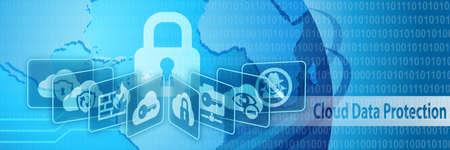 クラウド データ セキュリティ保護バナー