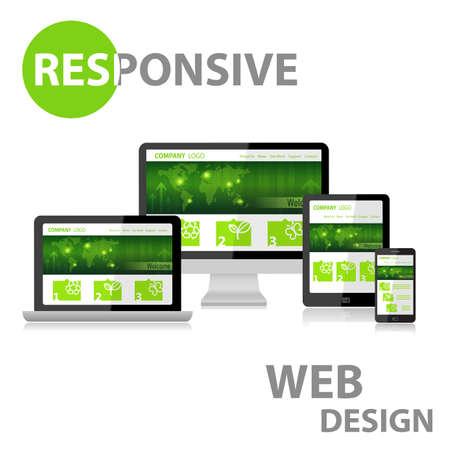 responsive: Responsive Web Design on Various Device