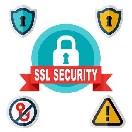 https: SSL Security Label
