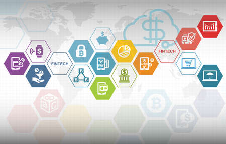 フィンテック金融技術ビジネス銀行サービスの背景