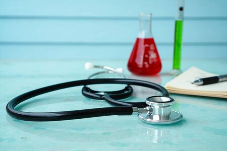 Doctor tools for good healthy.