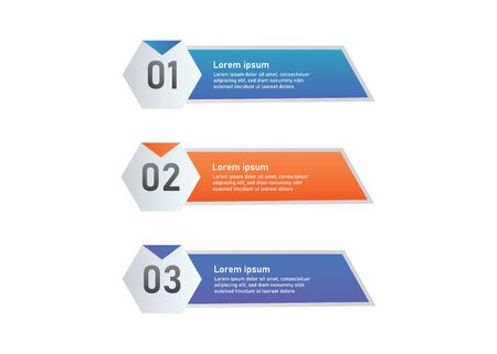 colorful hexagonal vector banner design template, mltipurpose template for website banner and ilustration