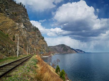 quietude: Spring on the Circum-Baikal Railroad