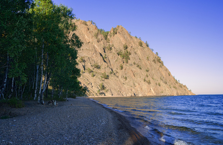 View of the Cape Skriper Imagens