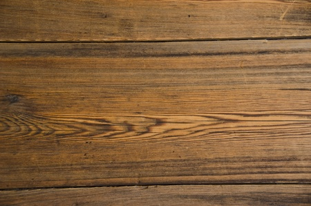Old weathered wood plank background with nice wooden pattern photo