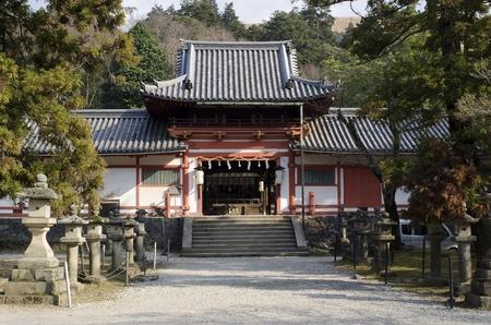 hachimangu: Tamukeyama Hachimangu Shrine, Nara