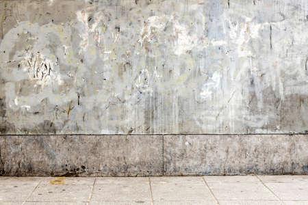 Urban textures - close up of rustic wall Banco de Imagens