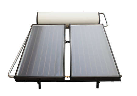 Isolated solar water heater system