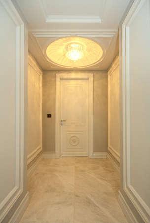 Stylish Home Corridor