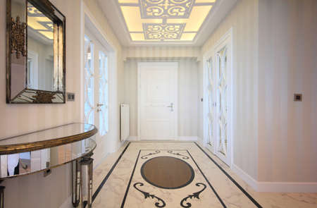 Enterance of luxury home