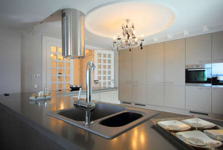 Elegance kitchen Stock fotó