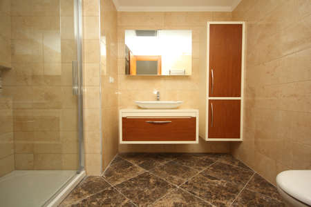 View of a bathroom Stock Photo - 21144332