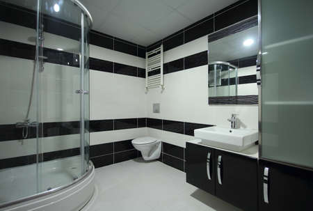 Modern Bathroom Stock Photo - 21144360