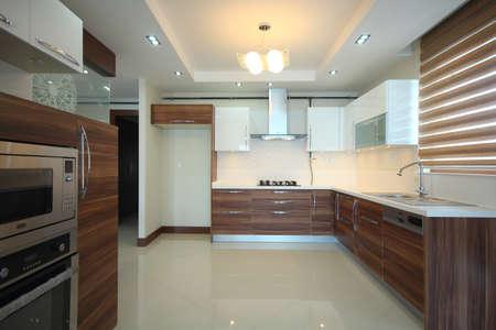 Offene Küche Standard-Bild - 21144362