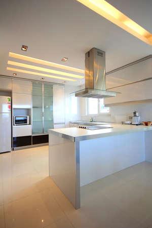 Open Style Kitchen Stock Photo - 21525212