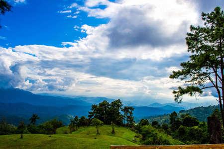 huay: Huay nam dang Nation park North of Thailand