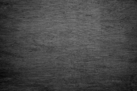 Full frame of black wooden background texture Standard-Bild