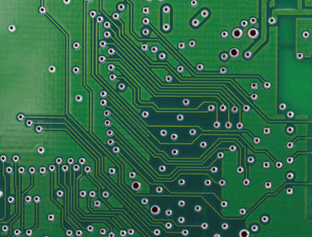 microelectronics: Base plate of Integrated circuit