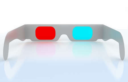 3dtv: Modern 3D cinema glasses for watching three-dimensional content