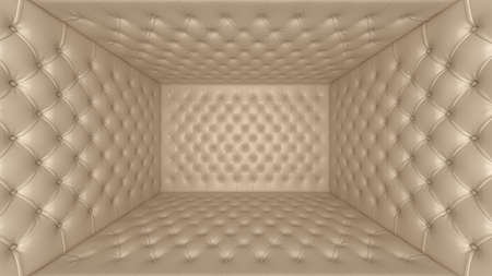 Isolation and segregation: Soft room concept with wide-angle effect