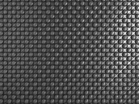 composit: Pimply Carbon fibre texture. Useful as background Stock Photo
