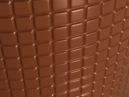 Confectionery and sweet food: chocolate bar. Useful as background  photo