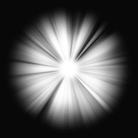 discoball: Abstract Beams of bright Light over black background