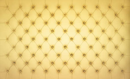 matrass: Beige Luxury buttoned leather pattern. Large resolution Stock Photo