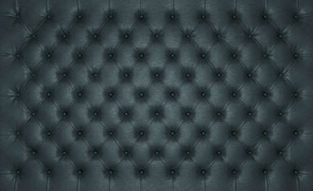 Luxury Black buttoned leather texture  Large resolution photo