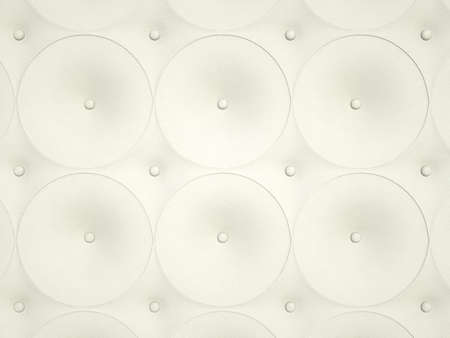 matrass: Grey leather background with round shapes and knobs. Large resolution