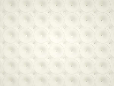 matrass: Grey leather pattern with round shapes and knobs. Large resolution