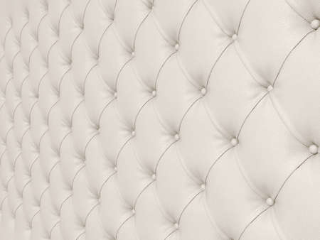 matrass: Upholstery  grey leather pattern with knobs  large resolution  Stock Photo