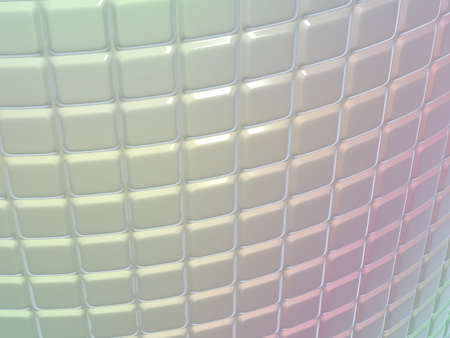 fluted: Fluted metal pattern with gradient colors. Useful as background