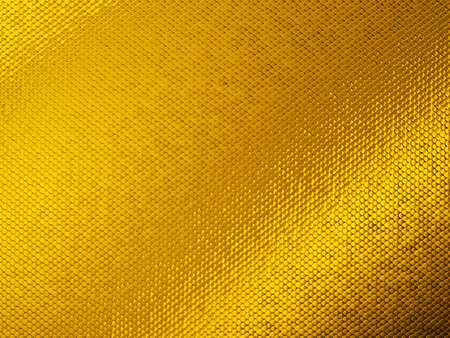 metallic background: Scales or squama golden texture or background. Large resolution Stock Photo