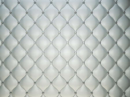 luxury background: Luxury grey leather background with diamonds or gemstones. Useful as luxury pattern