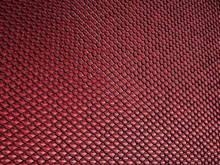 vinous: Vinous or red Scales glossy texture or background Stock Photo