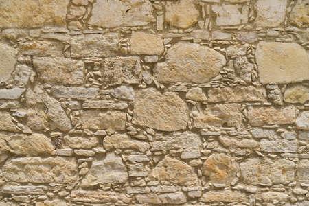 coquina: Textura de la pared de piedra coquina r�stica o de fondo. Gran resoluci�n
