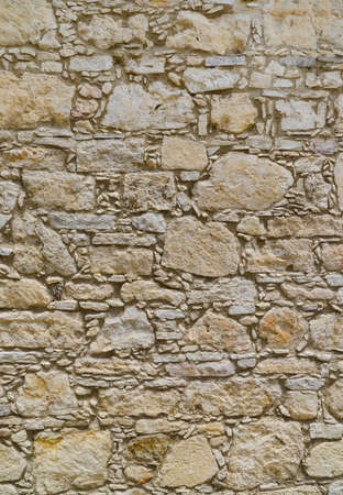 stone wall: Ancient coquina Stone wall texture or background. Large resolution